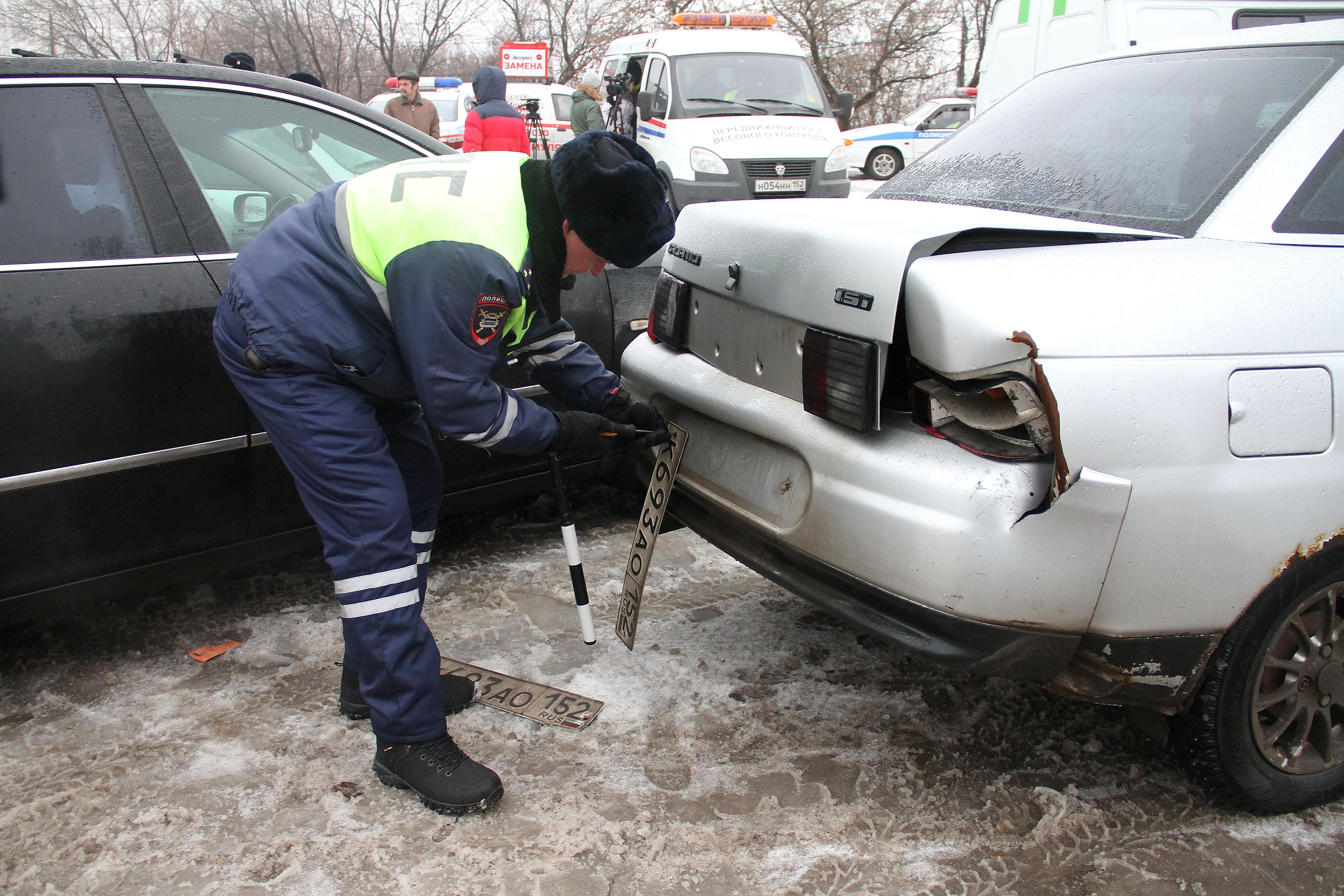 Липчане пострадали влобовом ДТП под Воронежем: мужчина умер, ребенок в клинике