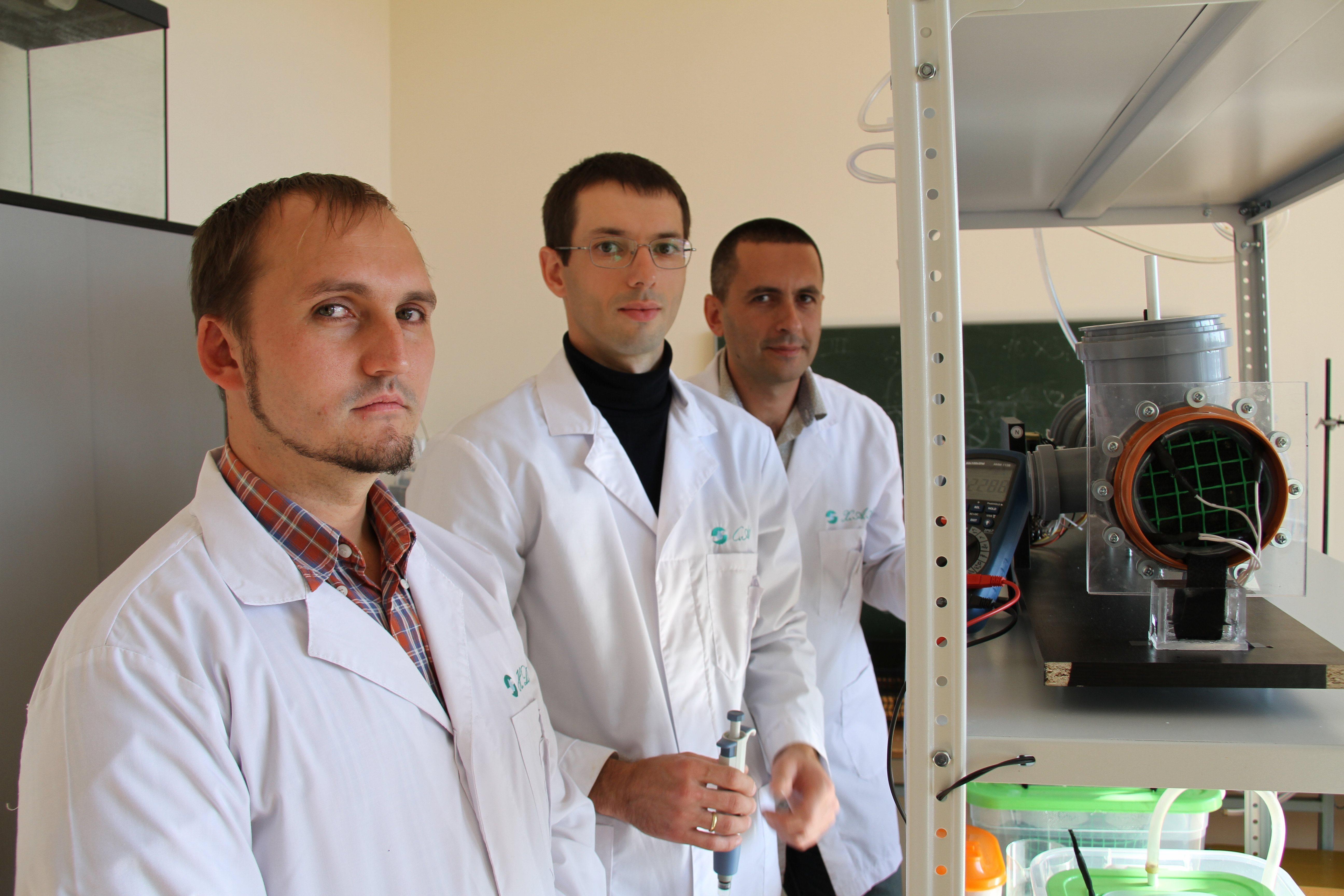 ВКраснодаре ученые получили электроэнергию издонных осадков Карасунов