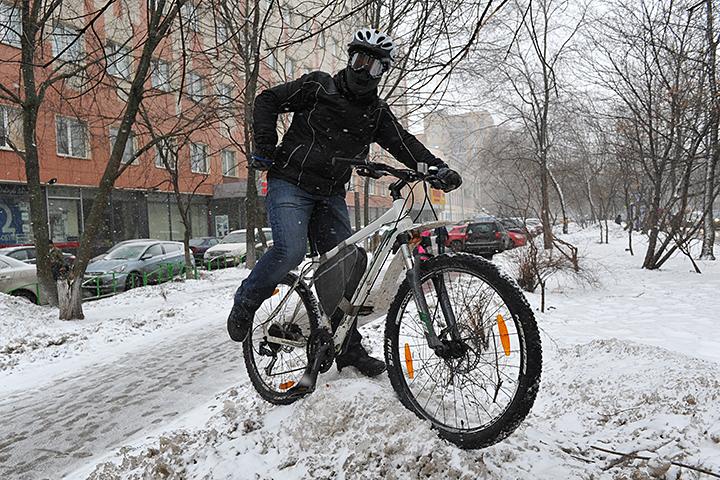 Акция «Наработу навелосипеде» в столице начнётся с10февраля