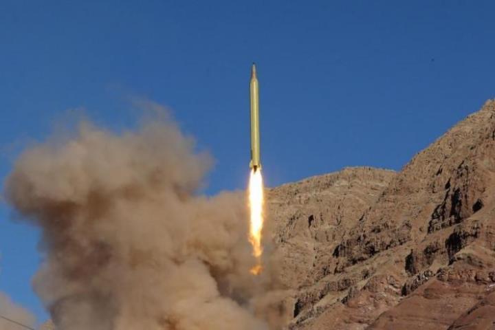 Иран запустил еще одну ракету