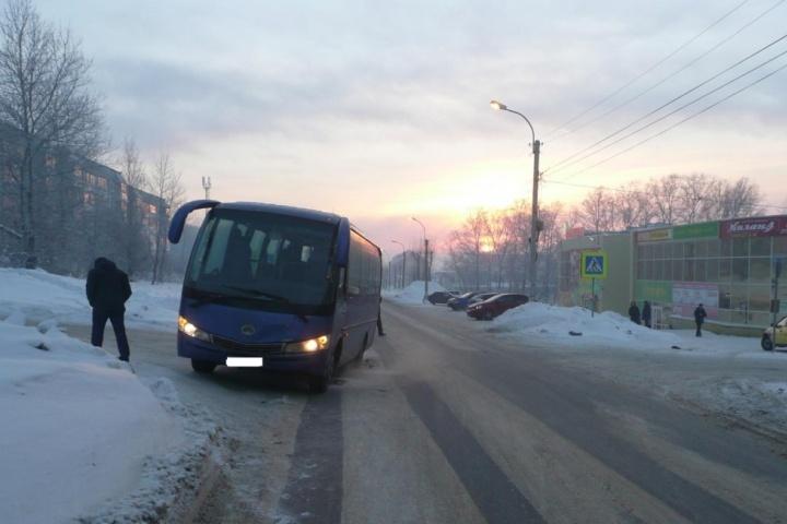 Ужасное ДТП вСоликамске: автобус сбил 79-летнюю пенсионерку