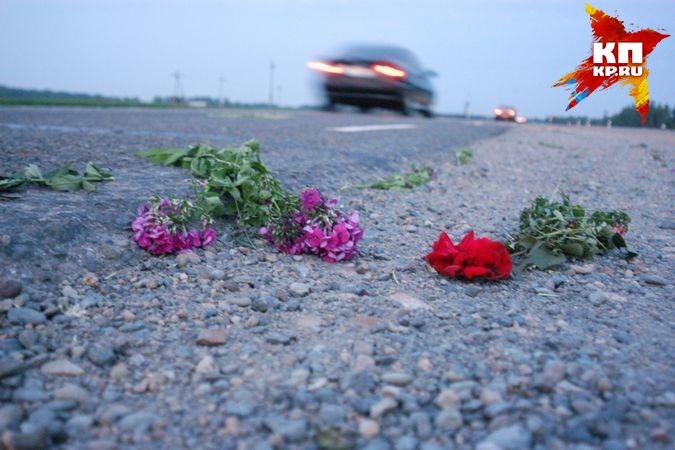 ВНовосибирской области под колёсами автобуса натрассе умер мужчина
