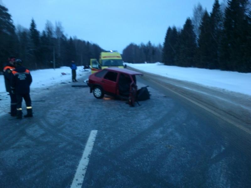 Три человека пострадали в ужасной трагедии вЯрославской области