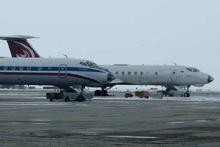 Самолет авиакомпании «Победа» экстренно сел вВолгограде попути в столицу России