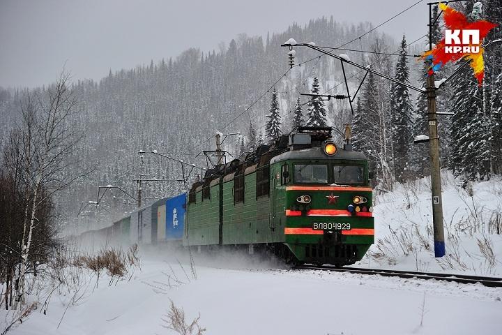 Мужчина умер под колесами поезда наперегоне Воткинск— Ижевск
