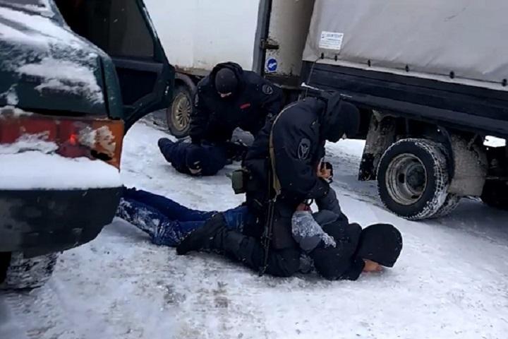 ВТатарстане полицейские изъяли 10 тонн поддельного сливочного масла