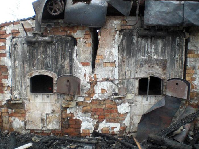 ВТарногском районе сгорела котельная сельской школы