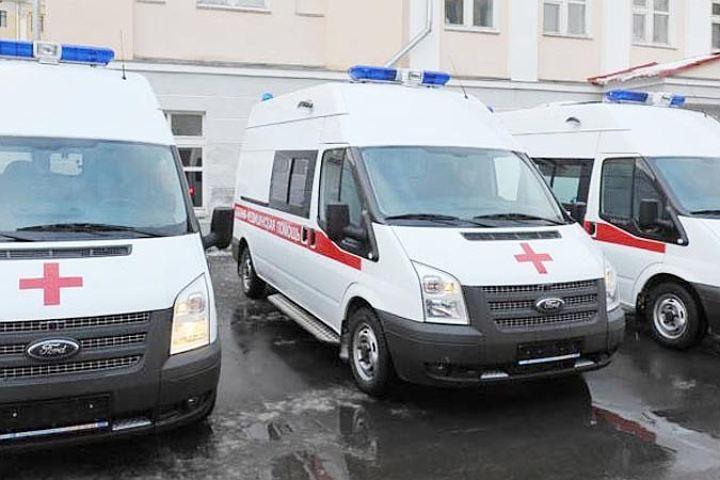 ВКировском районе Петербурга эвакуатор переехал пенсионера