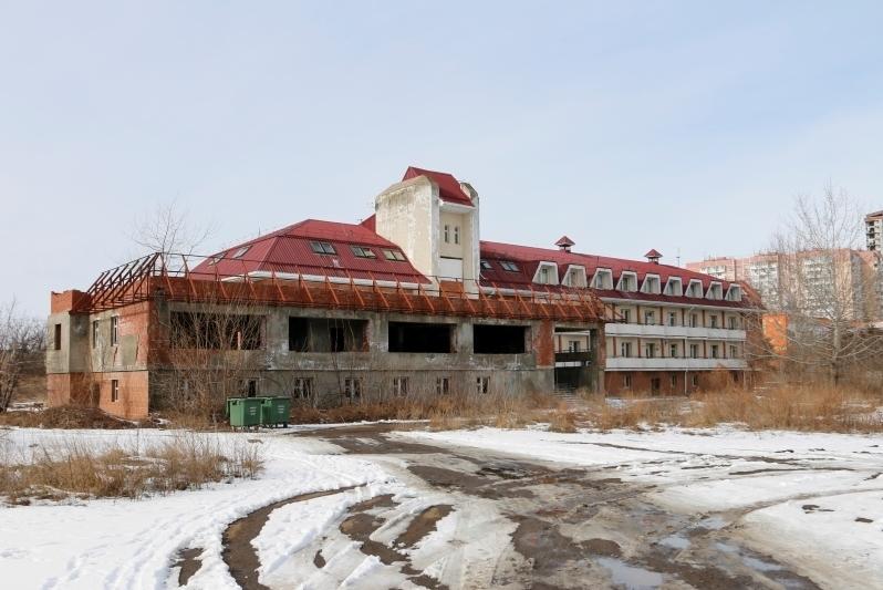 Рядом скраснодарской бальнеолечебницей построят гостиницу сзеленой зоной