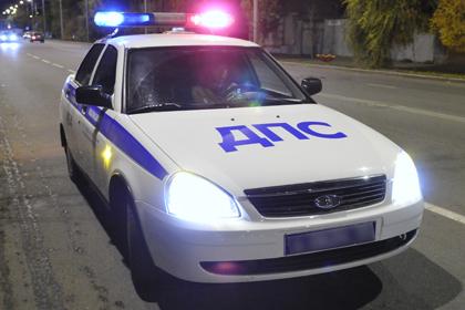 Полицейские сострельбой задержали нетрезвого мигранта после погони вПетербурге