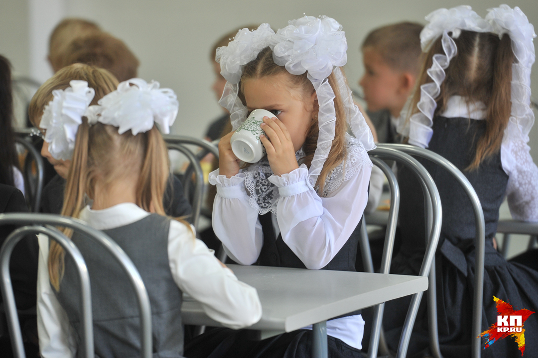 Плесень обнаружили впитании школьников вНижнем Новгороде