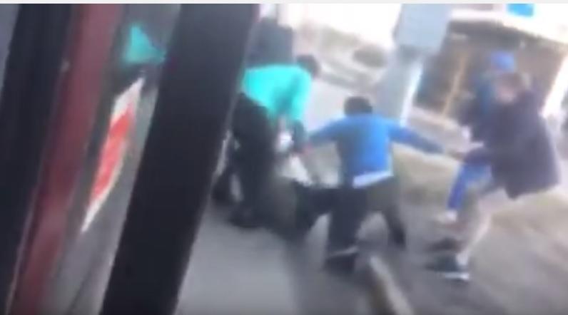 ВТуле безжалостно избили водителя троллейбуса
