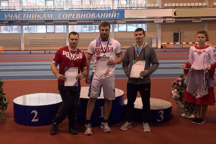 Тверские параспортсмены завоевали медали Кубка и главенства РФ