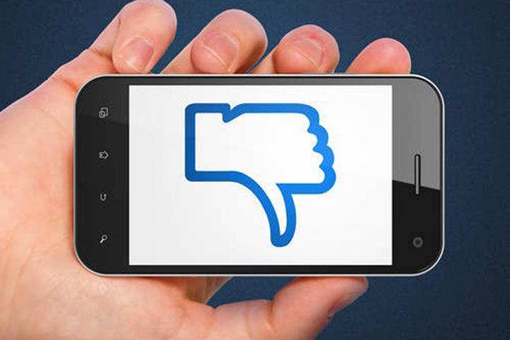 Социальная сеть Facebook запустила втестовый период «реакции», включая дизлайк, в дополнении Messenger