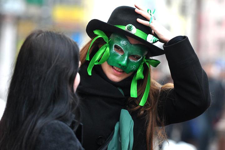 РПЦ будет отмечать день духовного покровителя Ирландии Святого Патрика