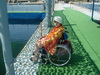 Дельфин помог прозреть слепой кузбасской девочке