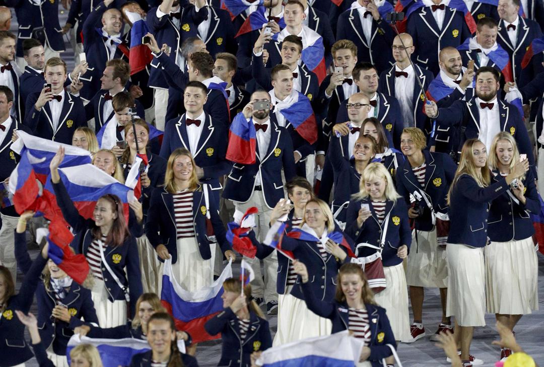Летние олимпийские игры в россии