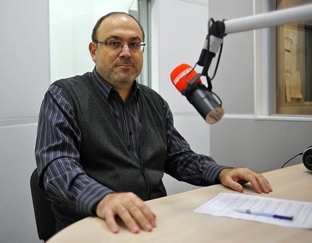 Историк Александр Колпакиди Фото: Виктор ГУСЕЙНОВ
