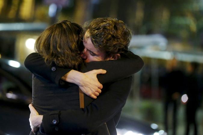 Да, мы остались живы. Но образы трагедии еще долго будут стоять у нас перед глазами. Фото: REUTERS