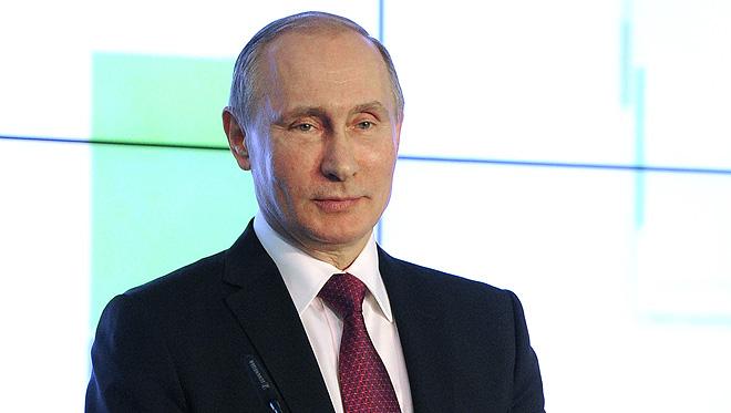 """""""Мы считаем, что мы постепенно будем выходить на стабилизацию и на подъём экономики."""" Фото: РИА Новости"""