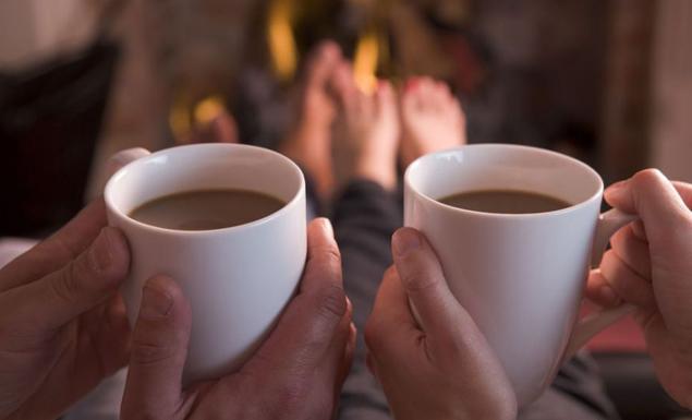 Иное дело - кофе вдвоем.