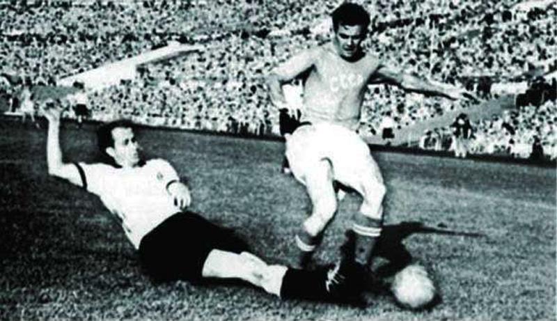 Умер великий спартаковец, легенда советского футбола, автор золотого гола на Олимпиаде 1956 года Анатолий Ильин