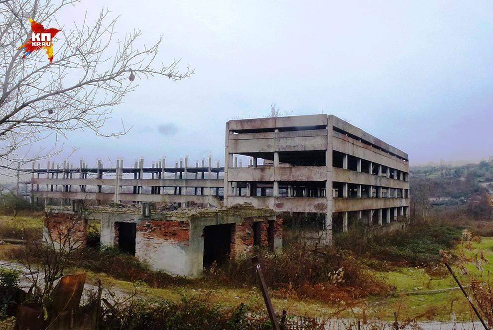 Абхазия разваливается, а возводить некому Фото: Николай ВАРСЕГОВ