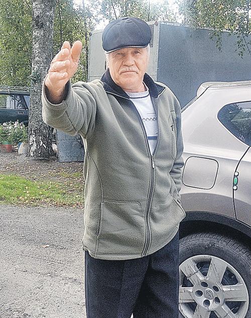 Местного депутата Владимира Заваркина, пытавшегося достучаться до республиканского руководства, чуть не посадили Фото: Владимир ВОРСОБИН
