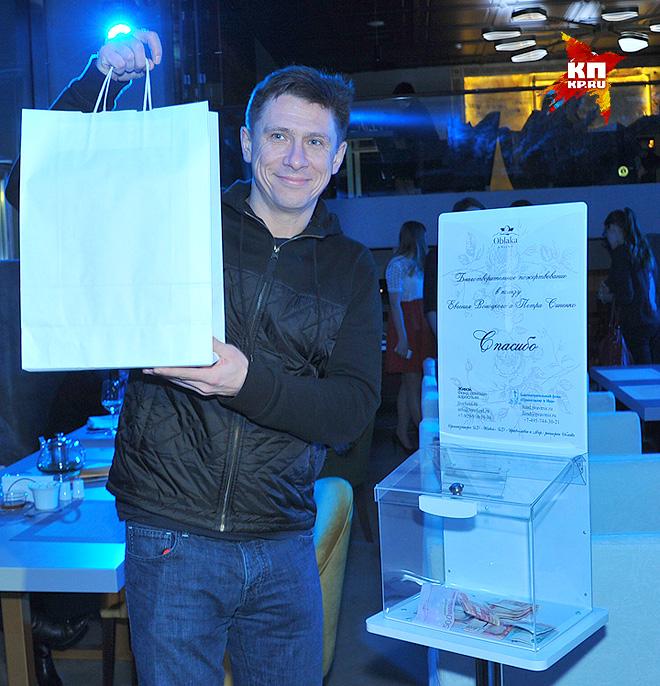 Тимур Батрутдинов выложил за женские туфли 50 тысяч рублей. Фото: Евгения ГУСЕВА