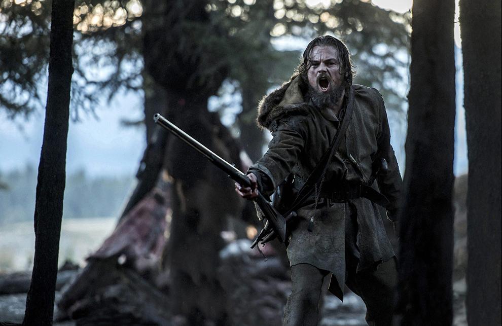 С «Выжившим», кстати, и была связана главная интрига «Оскара» Фото: кадр из фильма
