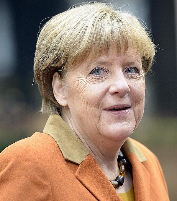 Ангела Меркель. Фото: EASTNEWS/AFP