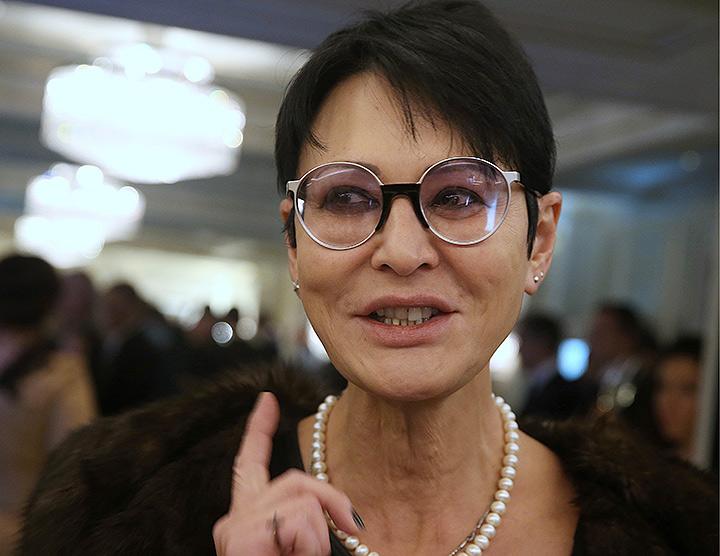 Ирина Хакамада. Фото: Валерий Шарифулин/ТАСС