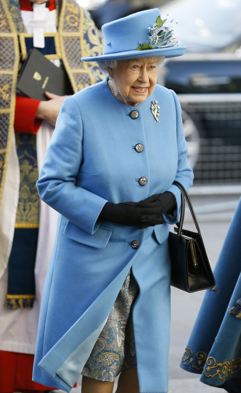 - Тот случай, когда королева выглядит моложе принцессы, – пошутили некоторые блогеры. Фото: East News.