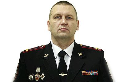 Начальник 7 отдела МУРа, подполковник полиции Дмитрий Пичугин.