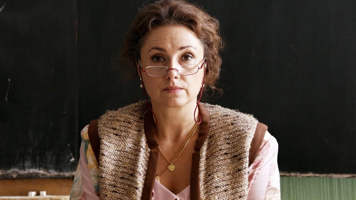 Кадр из фильма «Учителка».
