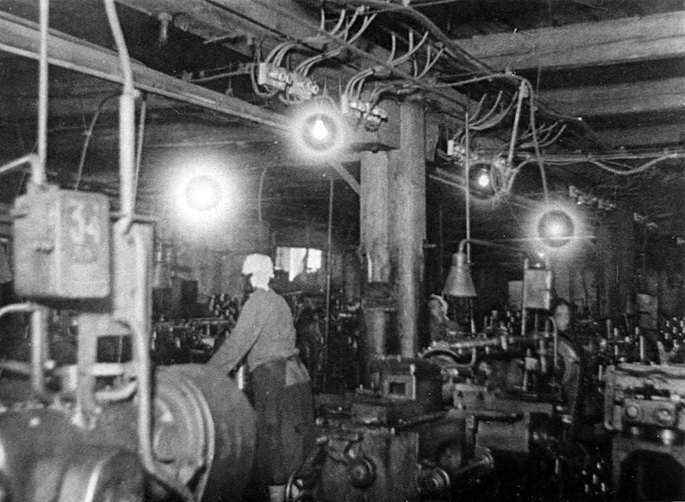 Недаром же американский капитал и специалисты столь активно участвовали в нашей предвоенной индустриализации. Вложившись примерно в 90% наиболее крупных объектов Фото: GLOBAL LOOK PRESS