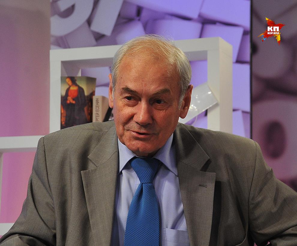 Президент Академии Геополитических проблем, профессор МГУ Леонид Ивашов