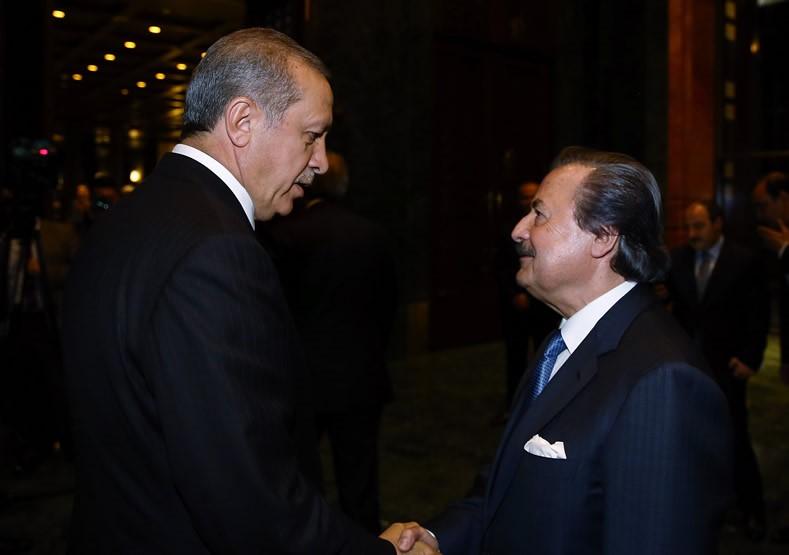 Эрдоган, по данным издания, согласился поручить Чаглару контакты с российским руководством. Фото: tccb.gov.tr