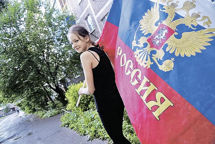 Либо Россия окончательно распадется с перспективой исчезновения русских из истории, либо возродится на новой основе. Фото: Алексей БУЛАТОВ