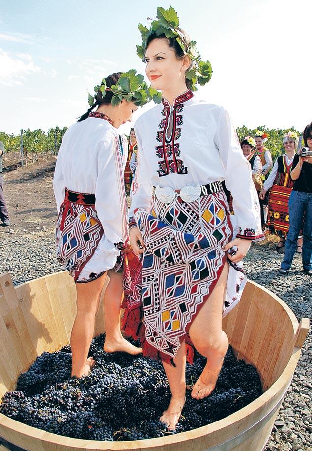 Увы, сельское хозяйство в Болгарии - теперь больше шоу для туристов, а не главная статья экспорта. Фото: GLOBAL LOOK PRESS