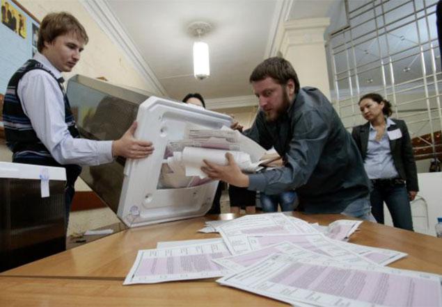 В большей части регионов России появились законные депутаты, мэры и губернаторы. Фото: REUTERS