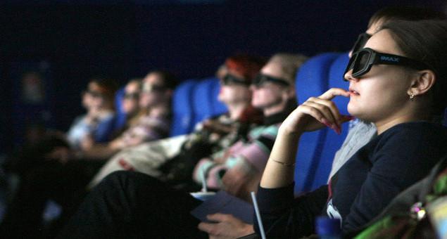 Предсказание: Кинофильмы будут трехмерными, в 3–D формате Фото: РИА Новости