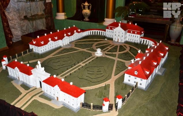 Вот таким мог бы быть Ружанский дворцово-парковый ансамбль