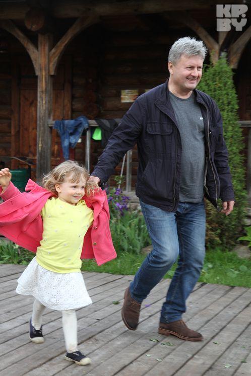 Лили и Юрий Александрович Грабовский. Фото: Виктор ГИЛИЦКИЙ