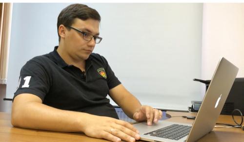 Учитель Александр Гулин