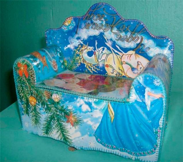 Шкатулки из открыток для всяких мелочей могли быть простенькими, а могли иметь самую причудливую форму. Фото: bmcxone.appspot.com