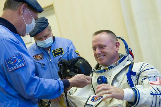 Барри Уилмор. Астронавт НАСА. Фото ЦПК.