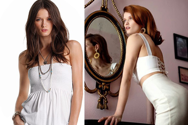 Катерина работала для брендов Prada, L'Oreal и H&M. Фото: соцсети
