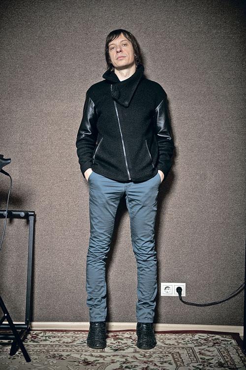 В 2014 году Найк умудрился выпустить сразу два альбома: вапреле - «Везде инигде», в декабре - «Избранное». Фото: Иван ПРОХОРОВ