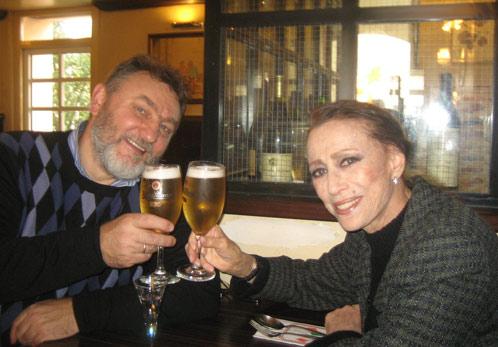- Да, пиво люблю! - честно созналась Майя Михайловна корреспонденту «КП».